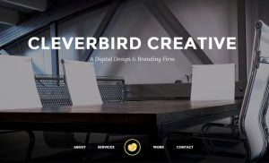 03-cleverbird-creative-agency-website